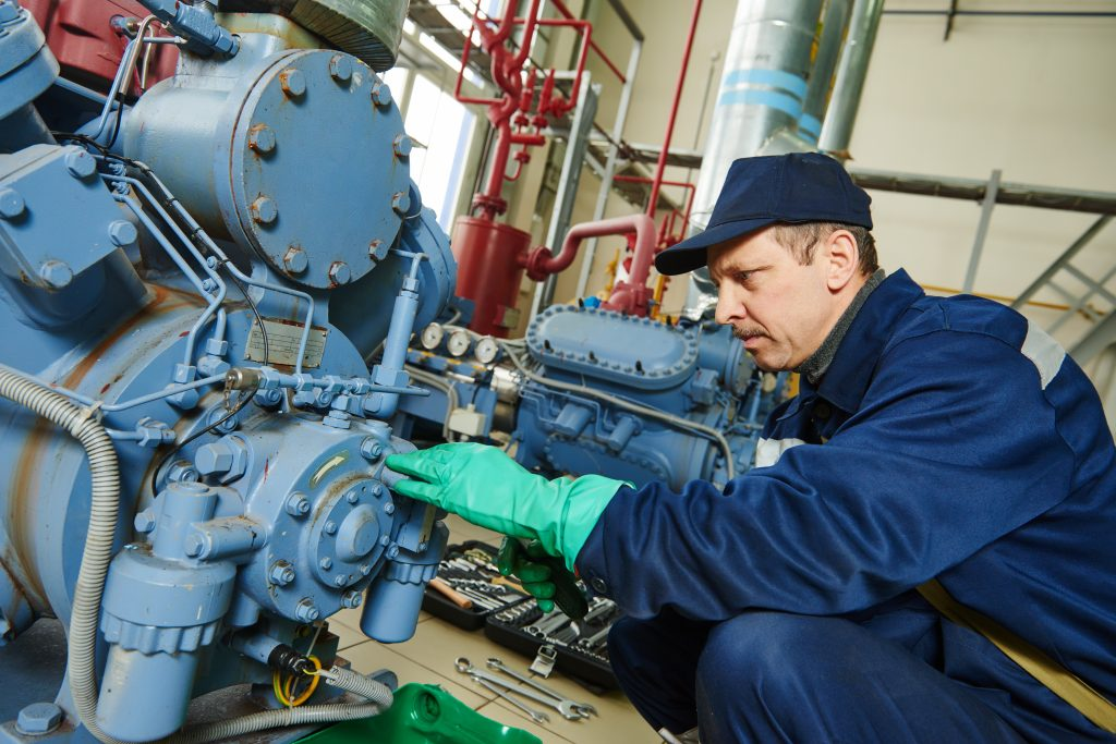 KnoxAir Industrial Cooling Service and Maintenance